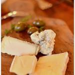 トラットリア ラウライタリコ ピアッティーノ - チーズ盛り合わせ