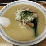 味よしラーメン - 料理写真:味噌ラーメン(辛みそ付きです)