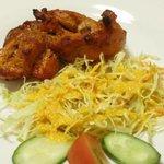 プリンス インドレストラン - チキンティッカ1ピース