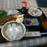 ゆーとぴあ - ヒラキ定食