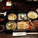 nihonryourioosakakourimbou - 2014-08-14 光林坊弁当/あかね2,700円を1,980円にて