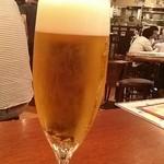 DEL SOLE - ランチビール中432円