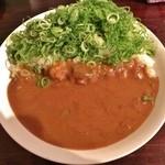 カフェ ミズカ - ねぎカレー 980円