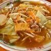 清家食堂 - 料理写真:チャンポン