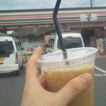 セブンイレブン  - ドリンク写真:アイスコーヒ