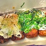 たこぼん - 醤油ねぎマヨたこ焼(8個入り)