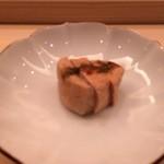 鮨 生粋 - 名物のあん肝