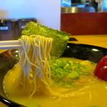 本丸亭 - 極細麺