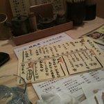 四ツ谷胡桃屋 - メニュー3