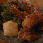 Kazuyaのごはん - 若鶏の唐揚げ
