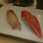 築地寿司清 - 中トロぉ~♡鯛ぃ~♡