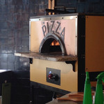 ピッツァフォルノカフェ - ガス窯