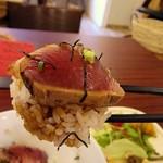 HAPPY HILL - カツオのタタキ