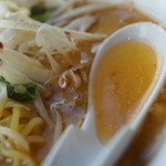にとりのけやき - スープ