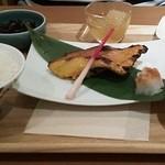 ラハン - メヌケの西京漬焼定食
