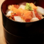 海鮮せいろ蒸し 勝浦 - 料理写真:海宝丼
