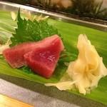 月乃家寿司 - 鮪