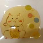 はちみつ屋さん - 自社製 北海道産100%蜂蜜 百花蜜 300ml 750円 小皿に 【 2014年8月 】
