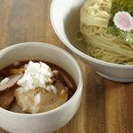蔵元 - 料理写真:中華つけ麺