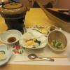 三陸花ホテル はまぎく - 料理写真:この日の夕食