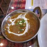 インドネパール料理 ミトチャ - マトンカレー