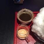 30181798 - きな粉とほうじ茶