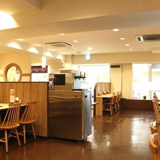 ◇◆広々として落ち着いたカフェのような店内◇◆