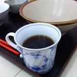 市場食堂 - 食後のホットコーヒー無料!