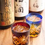 北新地たゆたゆDX - 梅酒も各種ご用意しております。