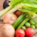 北新地たゆたゆDX - 新鮮な旬のお野菜