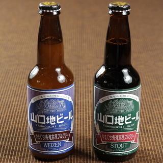 世界が認めた【山口地ビール】