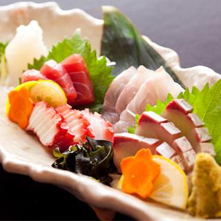 ◇新鮮な魚介◇