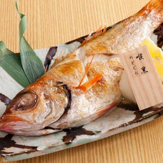 《山陰・北陸より漁港直送》天然のお魚はこんなにも美味しい