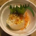 本格タイ料理 タイの食卓クルン・サイアム 自由が丘店 - ランチの生春巻き