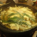楽市 - 肉鍋