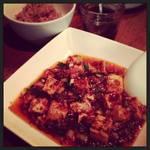 琉球チャイニーズ TAMA - 絶品 麻婆豆腐 何度食べても美味い。辛い。