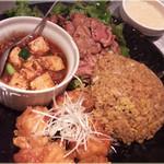 琉球チャイニーズ TAMA - 魔王シェフ特製おまかせ定食