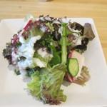 プルミエプチ - サラダ
