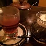 フュテュロ - 夜でもお茶が楽しめます+゚。*(*´∀`*)*。゚+