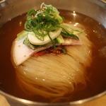 冷麺館 鶴橋店 - 料理写真:冷麺