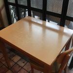 冷麺館 鶴橋店 - 1階2名様席