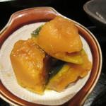 ろばた 翔 - 南瓜の煮物