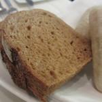 アクアヴィット - ライ麦パン