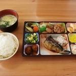 Sanaあわじ - 料理写真:ワンコインランチ500円