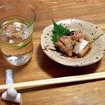あじ彩 - あじ彩 「日本酒とお通し」