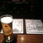 サムライ - ビール700円