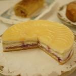 オー・シザーブル - 洋梨のショートケーキ