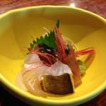 魚沼釜蔵 - 刺身