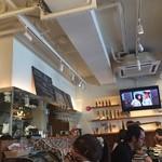 高田馬場1丁目バル ウルスラ - テレビあります♪本日はレミーの美味しいレストランでした♪