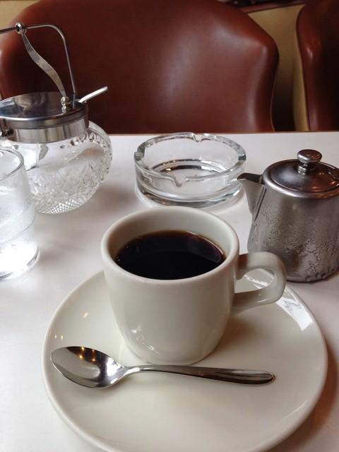 沙婆裸 - ブレンドコーヒー/400円